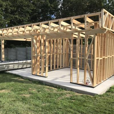 2019 Construction d'un Chalet de A à Z