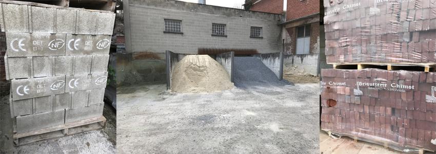02 brique sable parpaing ciments