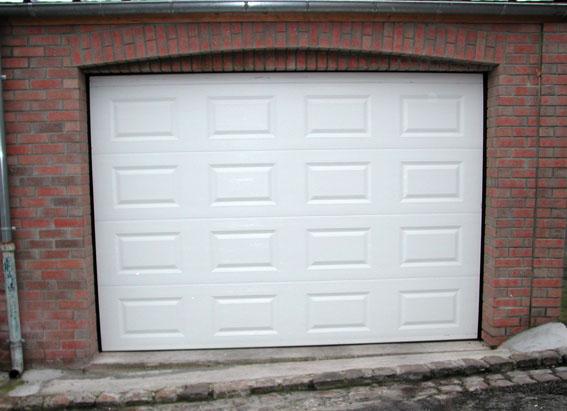 Porte garage sectionnelle 01 descamps diffusion solesmes