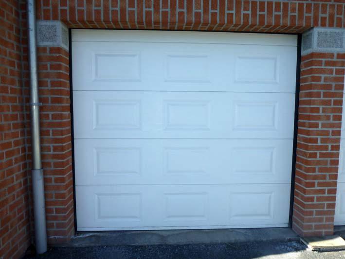 Porte garage sectionnelle 03 descamps diffusion solesmes