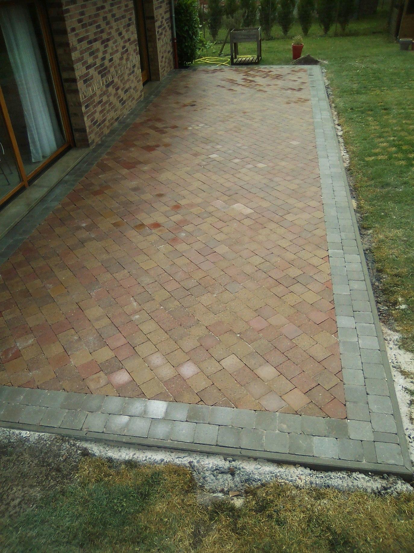 Terrasse client
